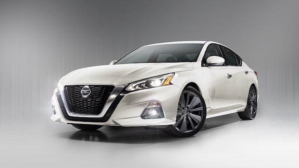 Nissan Altima แฝดคนละไซส์ของ Nissan Sylphy เจ็นใหม่คันนี้