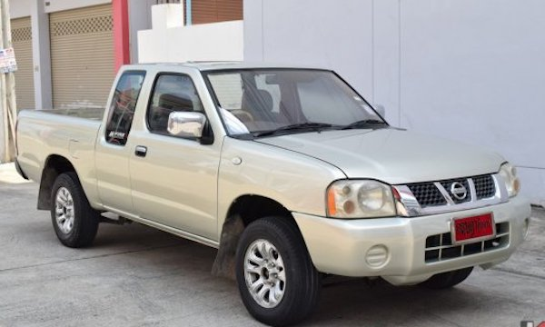 Nissan Frontier 2003 รถกระบะที่ยังขายได้ในมือสอง