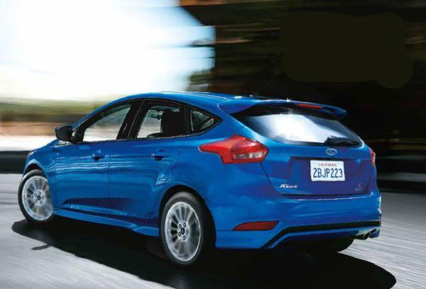 Ford Focus ดูสวยงามไม่ว่าจะโลดแล่นหรือหยุดนิ่ง
