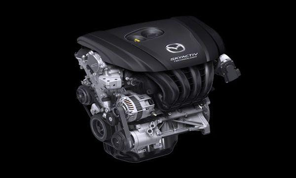 เครื่องยนต์ SkyActive ใน Mazda3 ที่ให้ความเร่งที่ถึงใจ