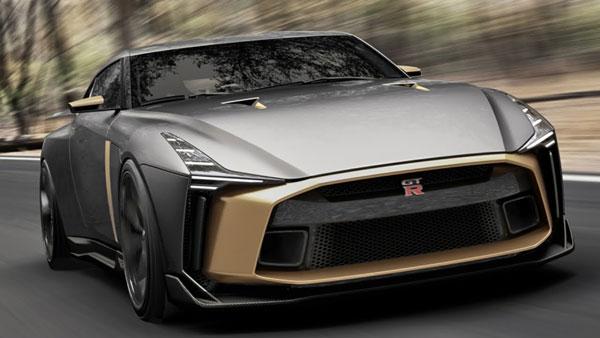 ว่าด้วยเรื่องของ NISSAN GT-R50 กับ Italdesign รูปสวยแต่ราคาแสนโหด