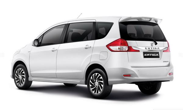 Suzuki Ertiga ราคา 655,000 - 715,000 บาท