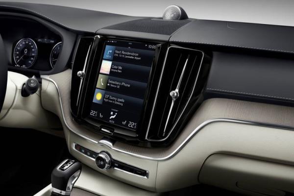 ดีไซน์หรูหราของ Volvo XC60