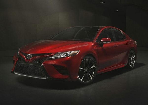 สินเชื่อสำหรับเช่าซื้อรถยนต์ Toyota Camry และรุ่นอื่นๆ