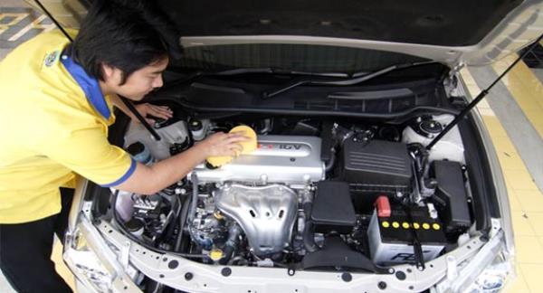 กการหมั่นตรวจสอบสมรถนะของรถยนต์ของเราให้มีความสมบูรณ์อยู่เสมอ ก็สามารถช่วยลดมลพิษในอากาศได้