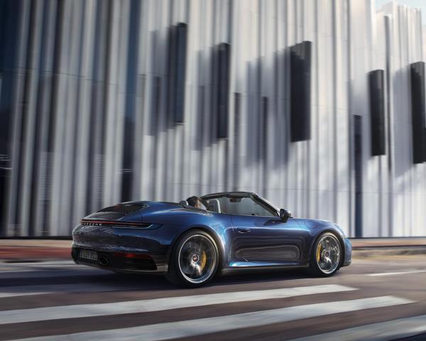Porsche 911 Cabriolet 2019