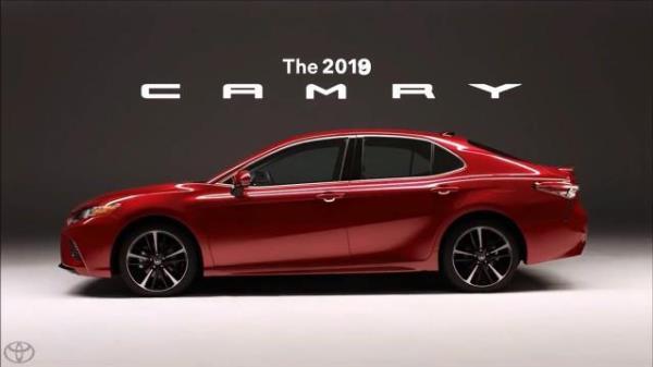 Toyota Camry รถเก๋งยอดนิยมอันดับต้นๆ ของทางค่าย Toyota