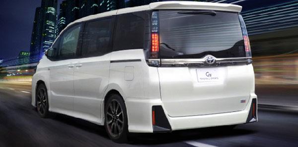 Toyota Noah กับโฉมใหม่ที่ผสมผสานความเป็นสปอร์ตและความโมเดิร์นมากขึ้น