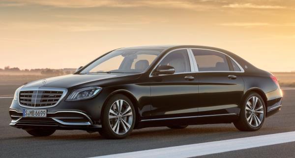 Mercedes Benz S-class Maybach