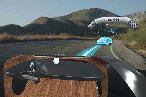 Nissan กำลังหาช่องทางนำเกมมาผนวกกับรถยนต์