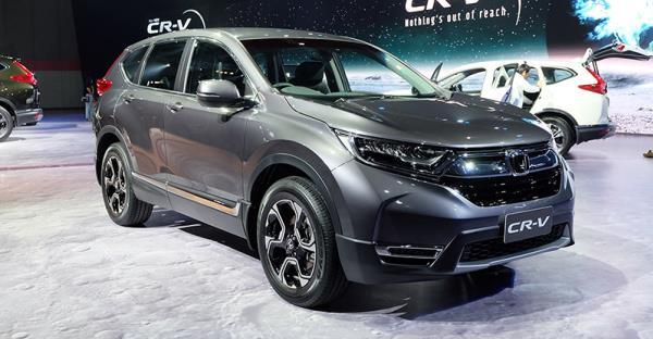Honda CR-V ผลิตจากไทยไปเวียดนาม