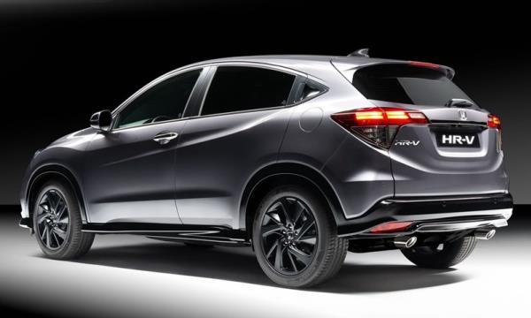 Honda HR-V Sport 2019 รุ่นใหม่ ยังไม่มีข่าวการเปิดตัวในไทยอย่างแน่ชัด