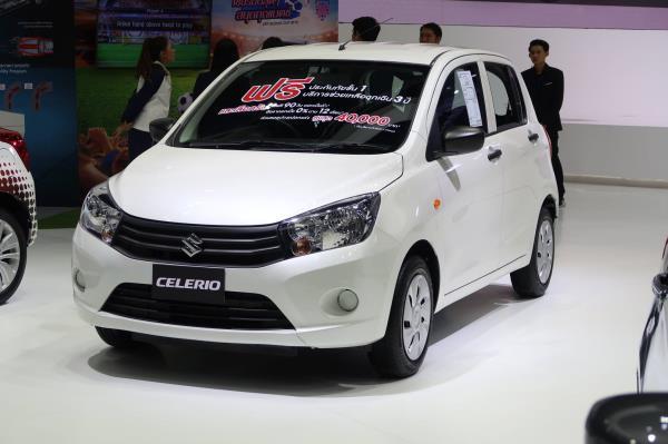 ราคาเเละตารางผ่อน Suzuki Celerio ล่าสุด