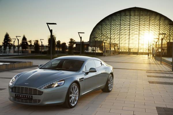 รถยนต์จากค่าย Aston Martin