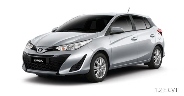 All-New Toyota Yaris 2019