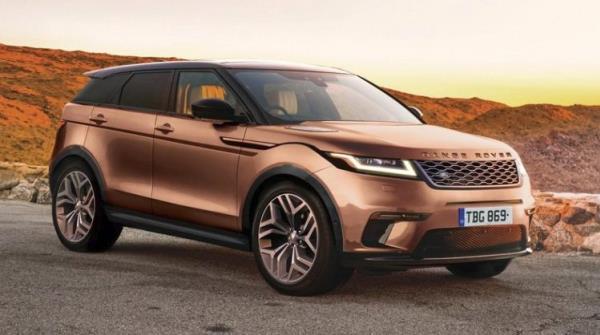 All new Range Rover Evoque 2019