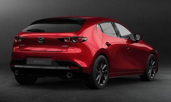 All-New Mazda3 2019 ทั้งหน้า-หลัง เทียบกันกับภาพทีเซอร์ก็มีความเหมือนเล็ก ๆ