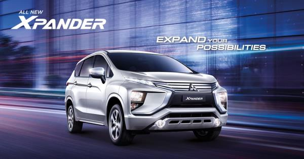 ราคาตารางผ่อน Mitsubishi Xpander 2018 ล่าสุด