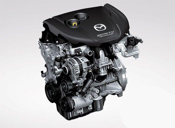 เครื่องยนต์ Skyactive ของ Mazda ที่จัดแรงม้ามาแบบเต็มๆ