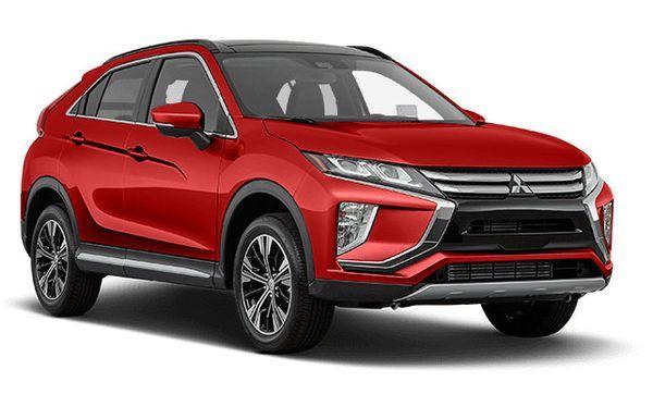 รูปลักษณ์ภายนอกของ Mitsubishi Eclipse Cross ที่งดงามตามแบบฉบับ Mitsubishi