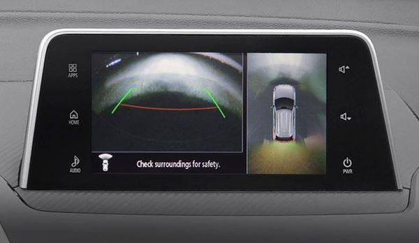 ระบบกล้องมองรอบคันของ Mitsubishi Eclipse Cross