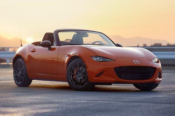 """30 ยังแจ๋ว ! Mazda MX-5 รุ่นพิเศษ """"30th Anniversary Edition""""  ฉลองให้ตำนานโรดสเตอร์ยอดนิยมของคนทั่วโลก"""