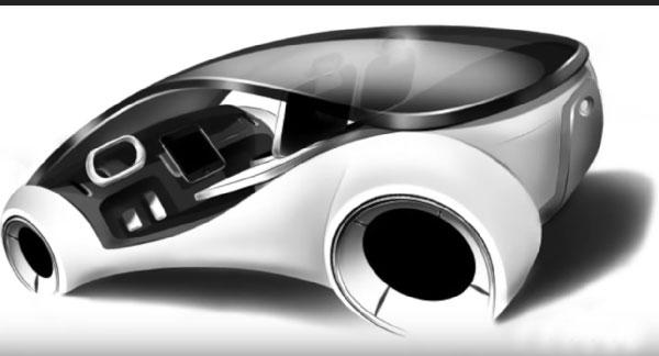 เทคโนโลยียานยนต์ไร้คนขับจาก Apple