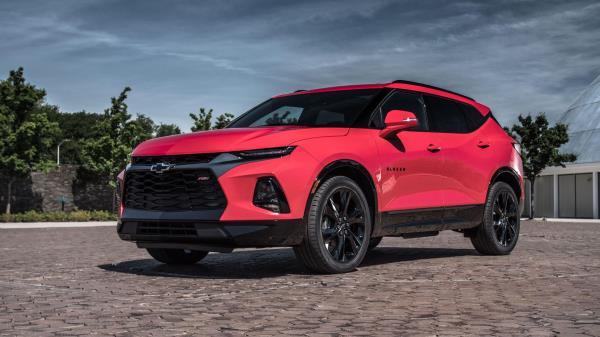 All-new Chevrolet Blazer 2019