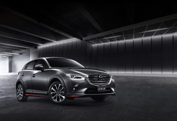 ภาพเปิดตัว New Mazda CX-3 2019 ที่ต่างประเทศ