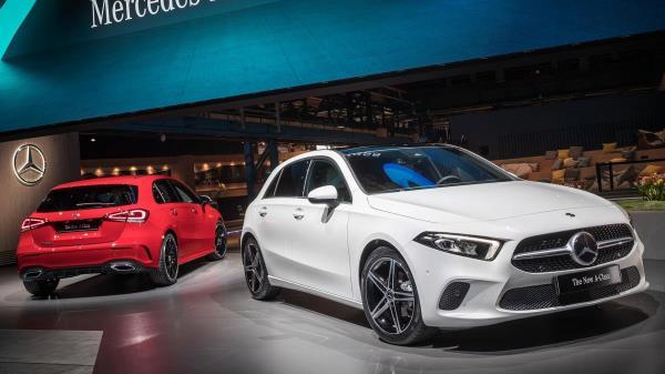 Mercedes-Benz A-Class Hatchback 2019