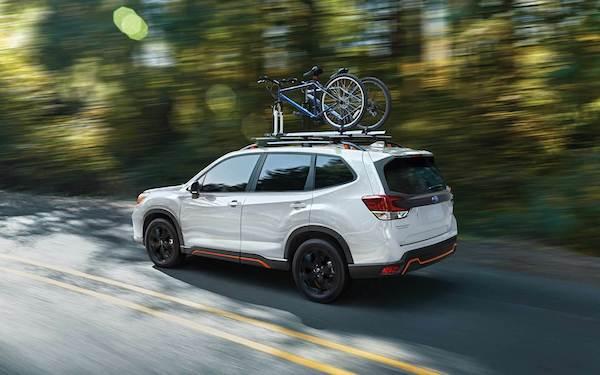 Subaru Forester 2019 คือรถครอบครัว ก็น่าจะเหมาะกับทุกคน