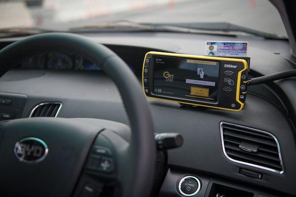 สามารถ BYD E6 2019 นั้นมีให้บริการเป็นรถ TAXI