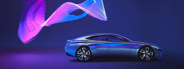 Sensuous Sportiness เป็นชื่อเรียกการออกแบบของแบรนด์ Hyundai