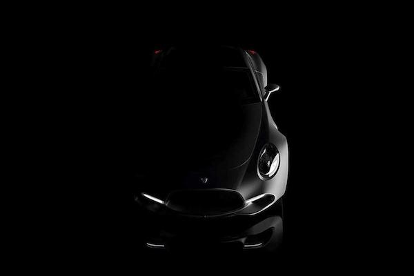 Puritalia Berlinetta ดูภาพรวมแล้วมีความหรูหรา และ ให้ความรู้สึกคล้ายกับ Shelby Cobra 60s