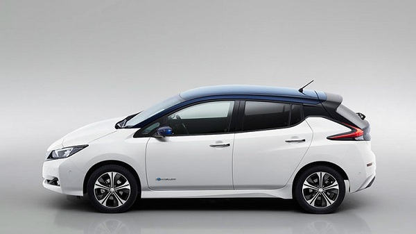 Nissan Leaf กำลังจะอวดโฉมในท้องถนนเมืองไทย