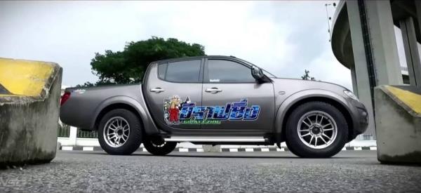 รถเเต่งกระบะ Mitsubishi