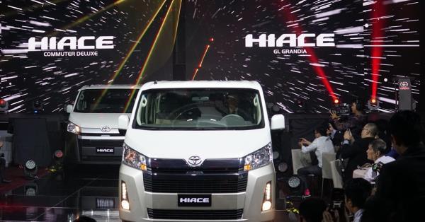 All-New Toyota Hiace และ Commuter ตู้ยอดนิยมที่คนไทยคุ้นเคย  เปิดตัวโฉมใหม่แล้วที่ฟิลิปปินส์