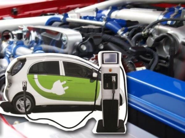 รถยนต์ไฟฟ้า EV คืออะไร