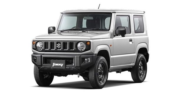 Suzuki Jimny ที่ดีไซน์โดนใจคนไทย