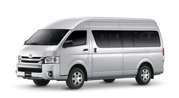 รถ Toyota Commuter ที่อยู่คู่คนไทยมาอย่างยาวนาน