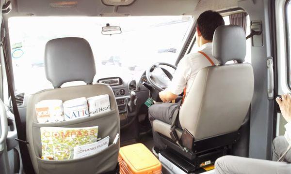 ผู้ขับรถตู้คือตัวแปรสำคัญในการลดอุบัติเหตุ