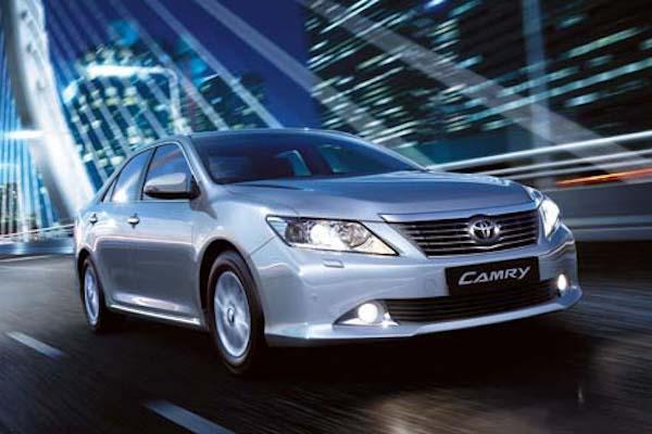 Toyota Camry Hybrid  ACV50
