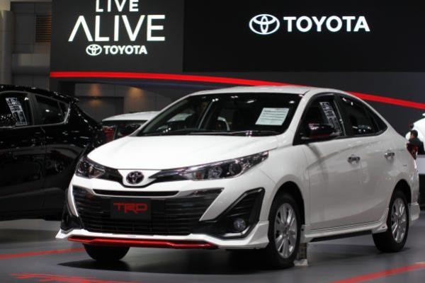 Toyota ค่ายรถยนต์ที่มียอดขายสูงสุดเป็นอันดับต้นๆ ของเมืองไทย