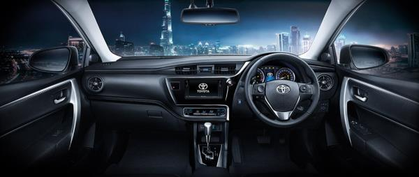 Toyota Corolla Altis รถยนต์ที่ได้รับความนิยมมาตั้งแต่สมัยอดีตจนถึงปัจจุบัน
