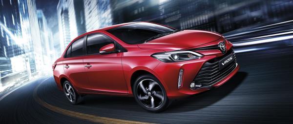 Toyota Vios รถยนต์ที่การันตีเรื่องคุณภาพ และเป็นที่รู้จักในประเทศไทยอย่างยาวนาน