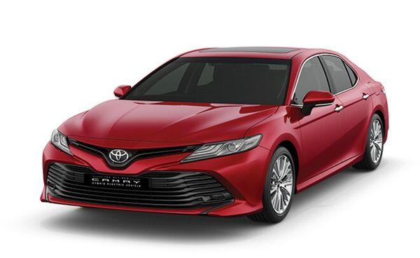 Toyota Camry 2019 คือ 1ใน3ของรถยนต์กลุ่ม D-Segment ที่ทำตลาดมายาวนานทั้งในตลาดรถยนต์ไทยและต่างประเทศ