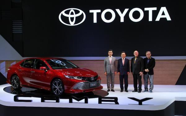 การเปิดตัวที่ Toyota ทำได้ดีทุกคนในรถยนต์ทุกรุ่น