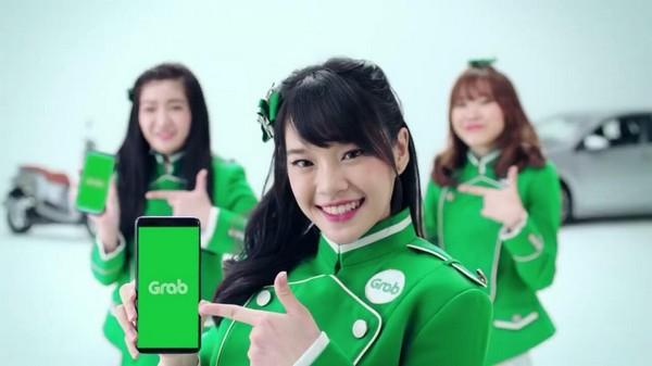 พร้อมเปิดตัวพรีเซนเตอร์ ของ Grab BNK48