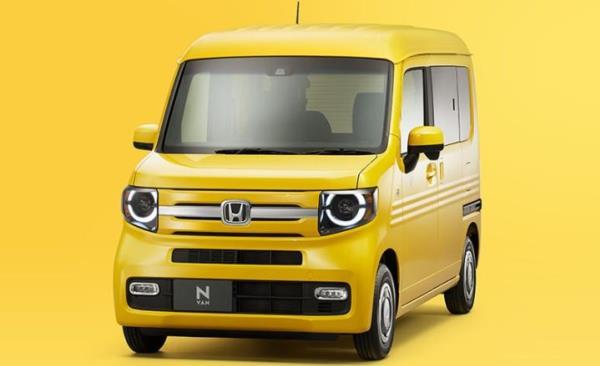 Honda N Van Design