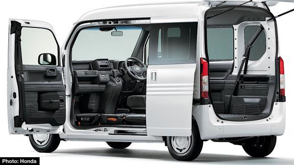 Honda-N-Van-Structure